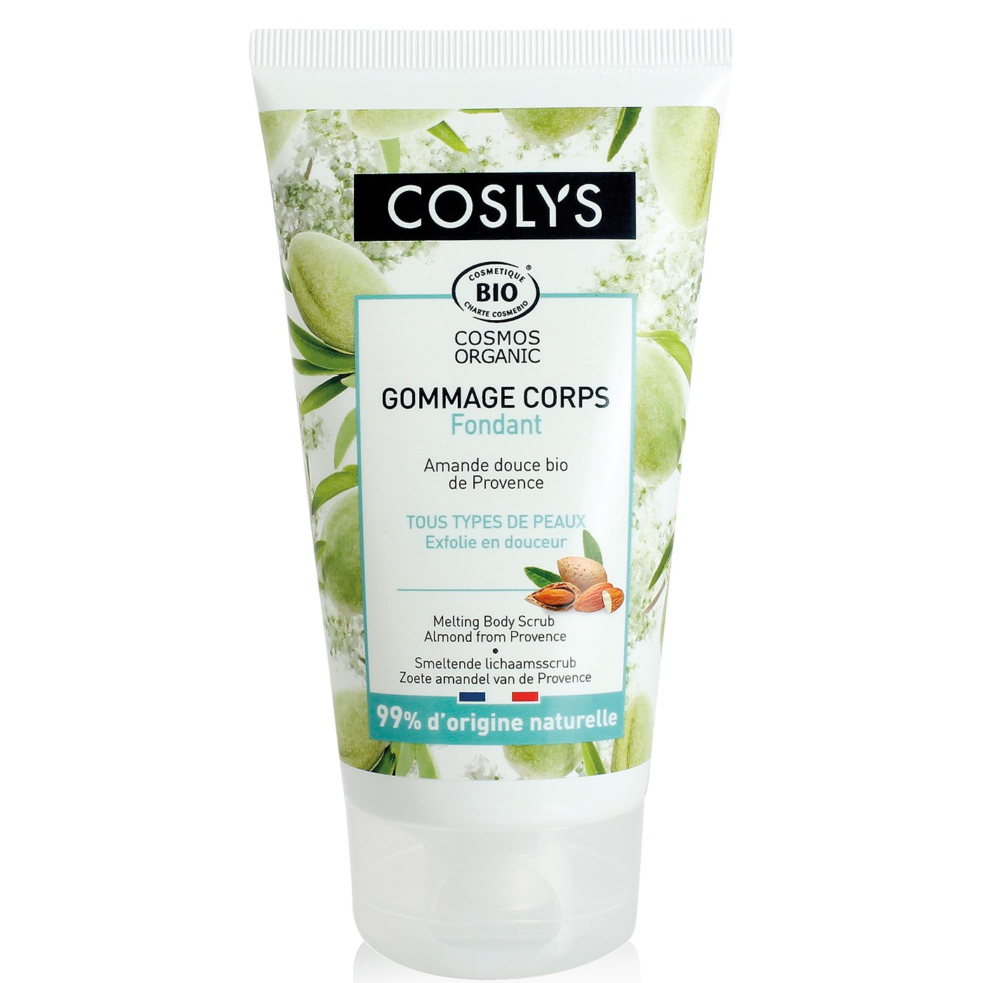 Exfoliante corporal fundente de Coslys 200ml