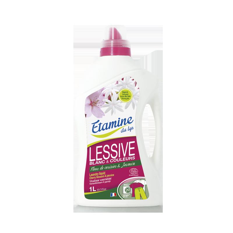 Detergente Flor de Cerezo 1L de Etamine du Lys