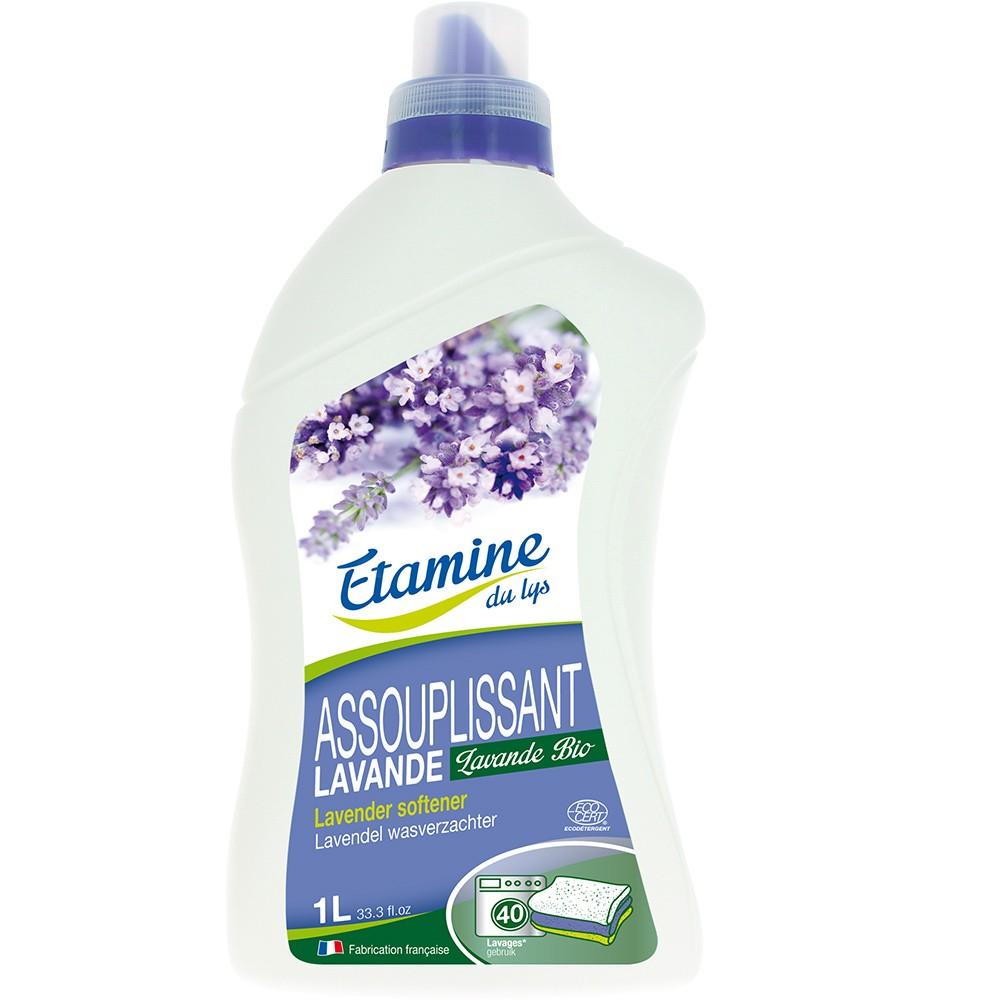 Etamine du Lys Suavizante para ropa ecológico lavanda 1L