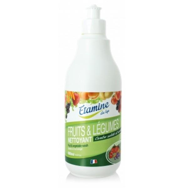 Etamine Limpiador ecológico de frutas y verduras 500ml