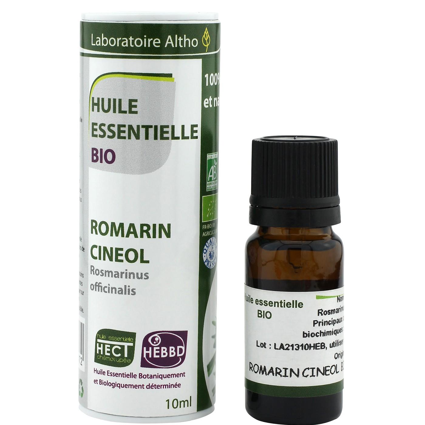 Laboratoire Altho Aceite Esencial de Romero BIO 10ml
