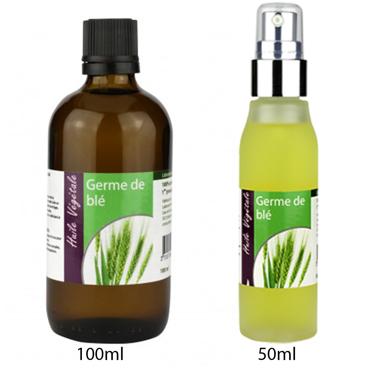 Aceite Vegetal de germen de trigo BIO Laboratorio Altho