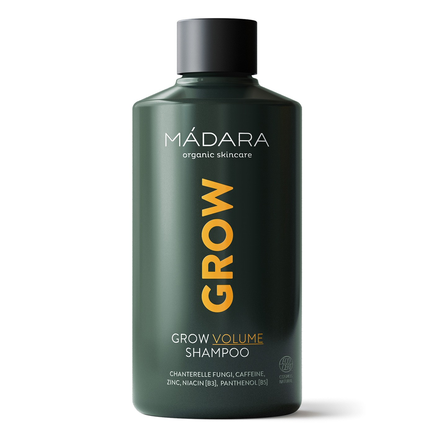 Champú anti-caída Grow Volume de Mádara Cosmetics 250ml