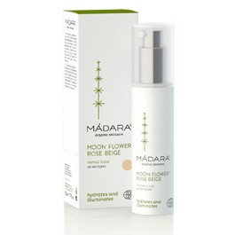 Mádara Crema de Día con Color Moonflower 50ml.