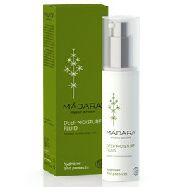 Mádara Deep Moisture Fluid 50ml.