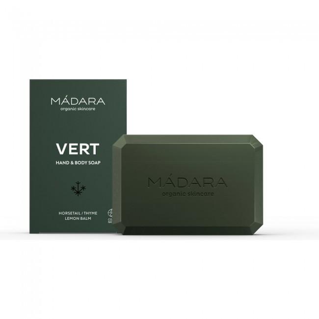 Jabón corporal Infusion Vert de Mádara 150gr