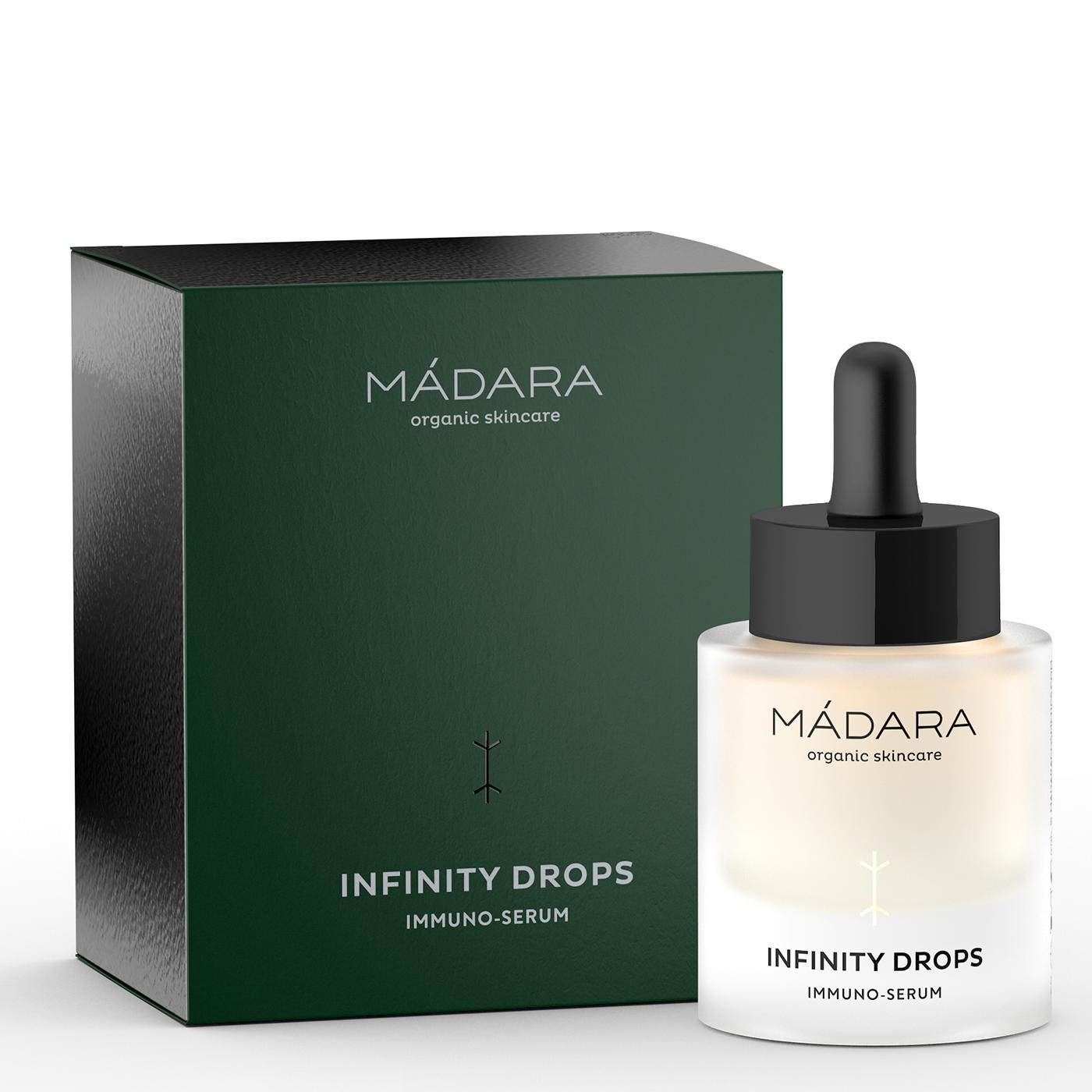 Infinity Gotas Inmuno Serum Mádara 30ml