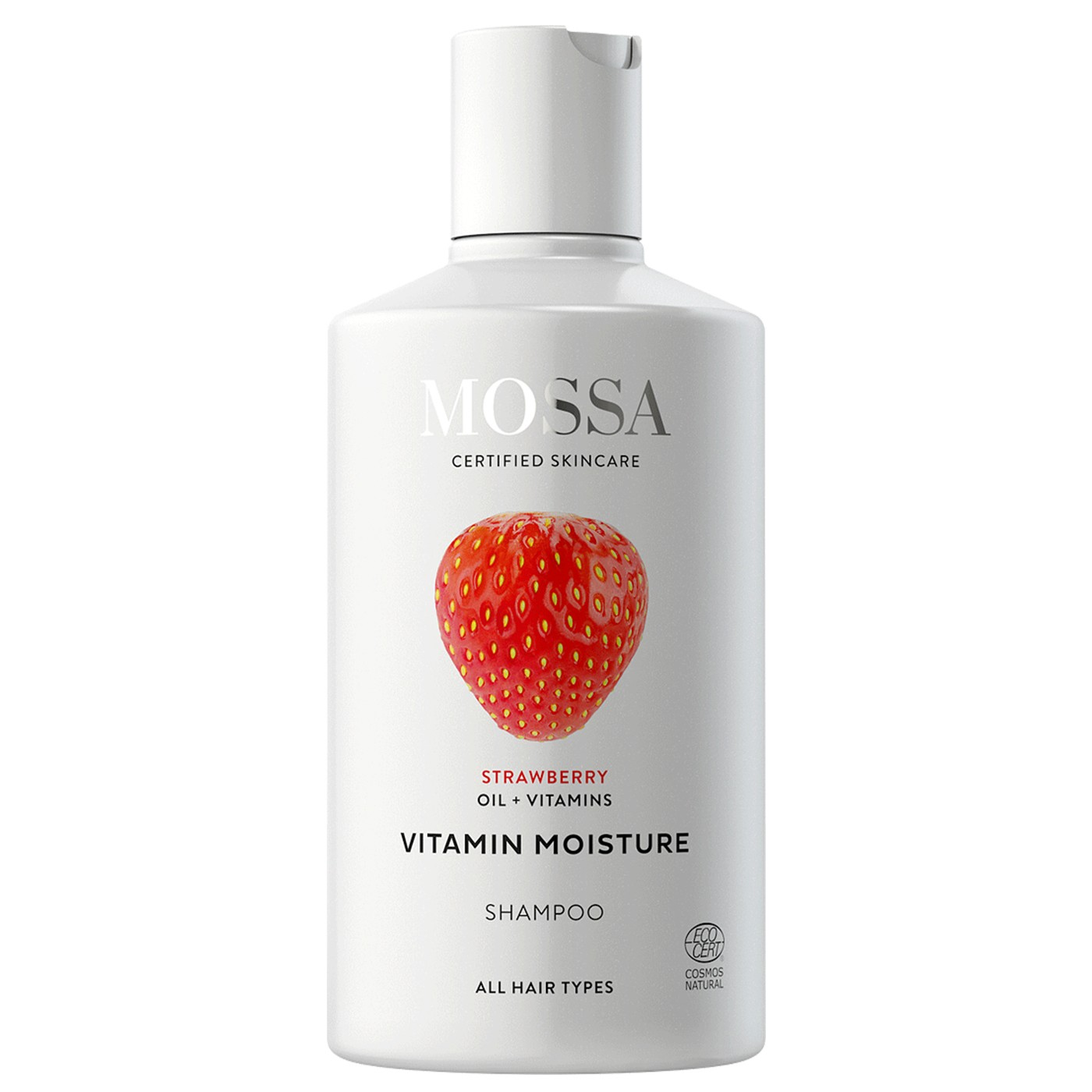 Champú Hidratante Vitamínico de Mossa 300ml
