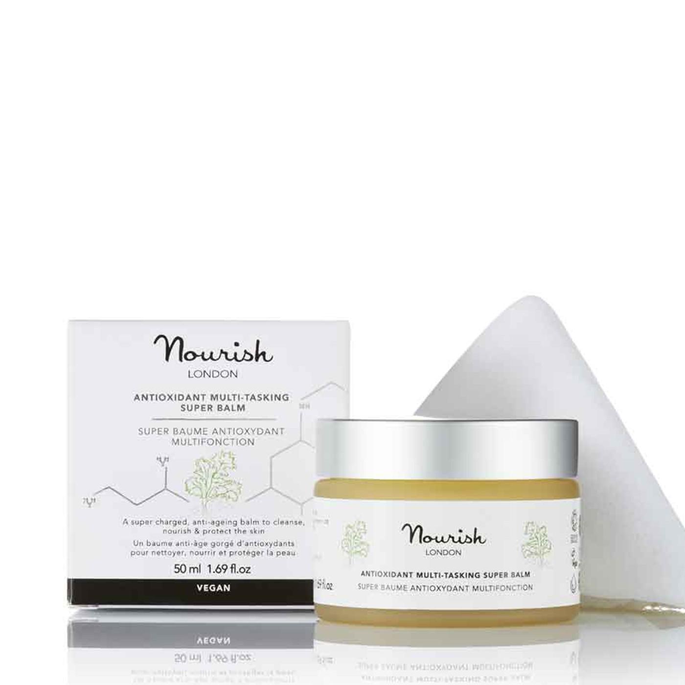 Bálsamo antioxidante 3 en 1 de Nourish London 50ml