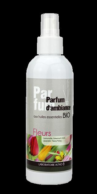 Perfume de Ambiente y Tejidos Flores de Altho 200ml