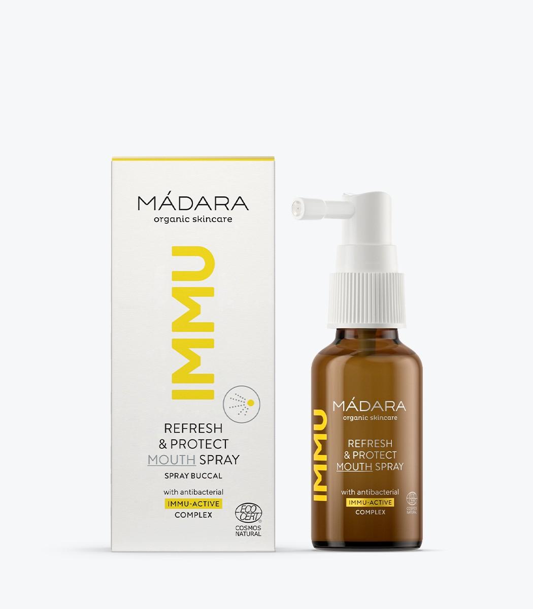 IMMU Refresh & Protect Mouth Spray, 30ml MADARA