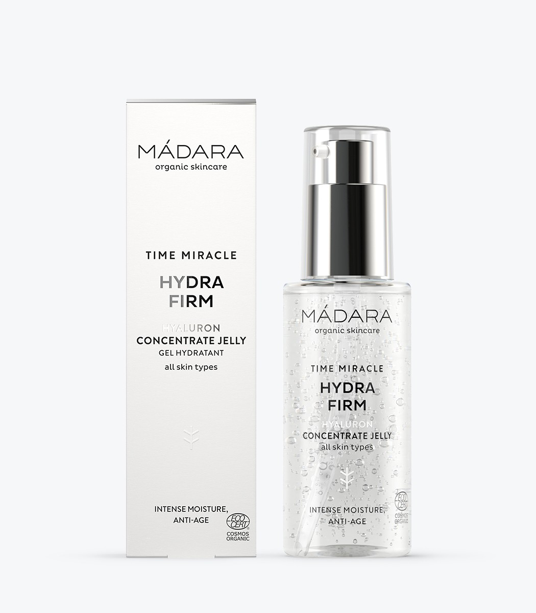TIME MIRACLE Hydra Firm Hyaluron Concentrate Jelly 75ml MÁDARA
