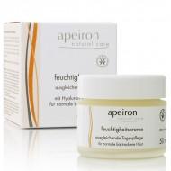 Apeiron Crema hidratante equilibrante 50ml.