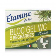 Etamine du Lys Recarga Gel Desinfectante Inodoro en Bloque x2 100ml