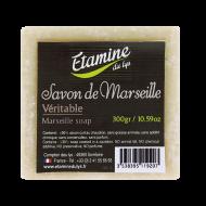 Jabón de Marsella Blanco 300gr Etamine du Lys