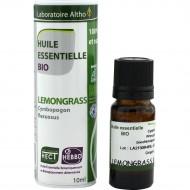 Laboratoire Altho Aceite esencial de lemongrass BIO 10ml