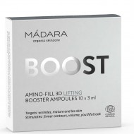 Ampollas reafirmantes Amino-Fill 3D Lifting 10x3ml Mádara