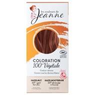 Tinte Vegetal Avellana de Couleurs de Jeanne