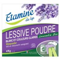 Etamine du Lys Detergente en polvo 4 Kg