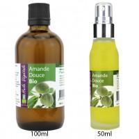 Aceite Vegetal de almendras dulces BIO Laboratorio Altho