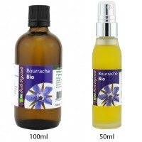 Aceite Vegetal de Borraja BIO Laboratotio Altho