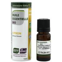 Laboratoire Altho Aceite esencial de limón BIO 10ml