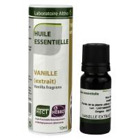 Aceite esencial de extracto de vainilla BIO 10ml