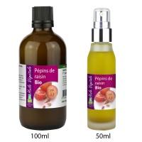 Aceite Vegetal de semilla de uva BIO Laboratorio Altho