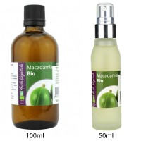 Aceite Vegetal de macadamia BIO Laboratorio Altho