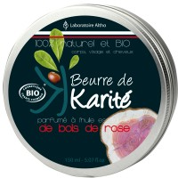 Altho Manteca de Karité BIO con Palo de Rosa 150ml