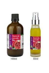 Aceite Vegetal de semilla de granada Laboratorio Altho