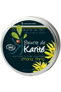 Altho Manteca de Karité BIO con Ylang Ylang 150ml